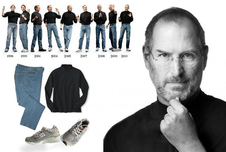 Жизнь Стива Джобса: внешний вид и одежда