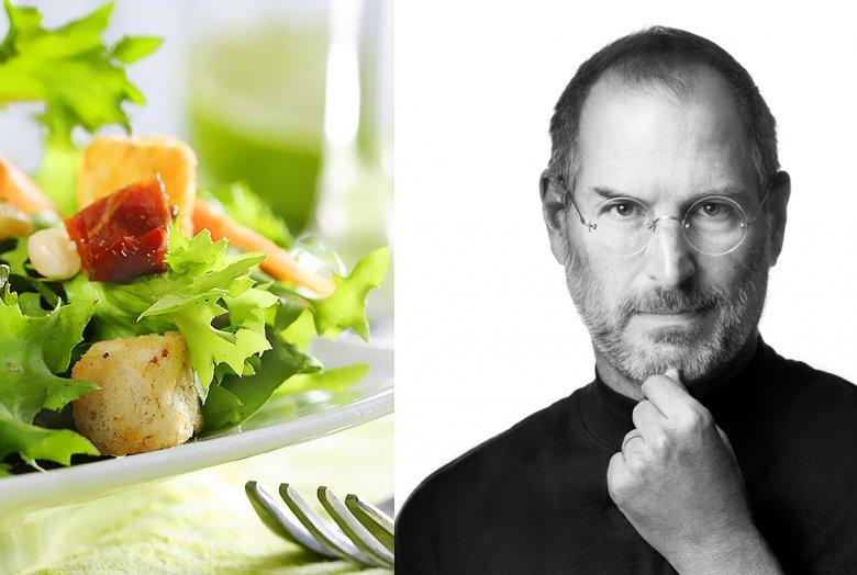 Жизнь Стива Джобса: вегетарианство