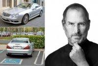 Жизнь Стива Джобса: машина без номеров