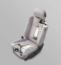 Бытовые охладители: Self-cooling Car Seat