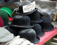 Виды шляп: котелок