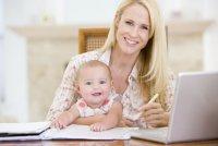 Работающая мама: секреты успевающей мамы