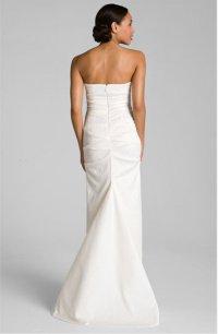 Свадебное платье с рыбьим хвостом