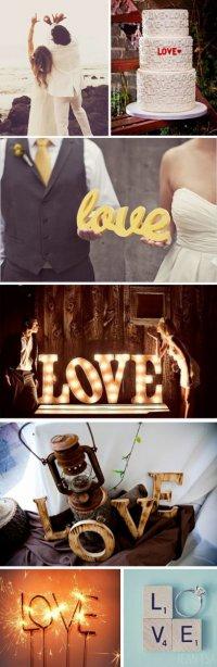 Love свадьба