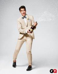 Свадебные костюмы для мужчин: светлый хаки