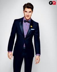 Свадебные костюмы для мужчин: роскошный синий