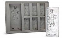Формы для льда: Хан Соло, замороженный в карбоните