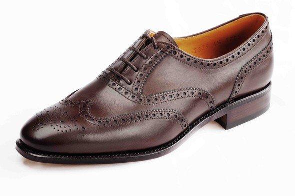 Женская классическая обувь: броги