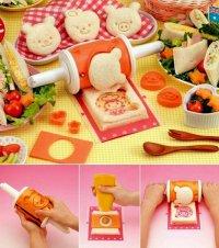 Необычные приспособления для кухни: формочка для детских бутербродов
