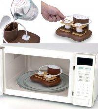 Необычные приспособления для кухни: гаджет для приготовления S'mores