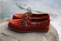 Женская обувь для морских прогулок: топсайдеры