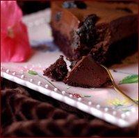 Шоколадный торт «Бархатное наслаждение»