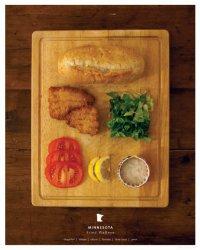 Американские сэндвичи: Миннесота