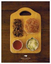 Американские сэндвичи: Северная Каролина