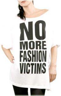 Что не надо носить в офисе: футболки с провоцирующими надписями