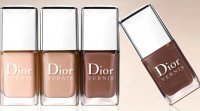 Телесные оттенки лаков от Dior