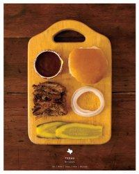 Американские сэндвичи: Техас