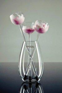 Цветы-креманки для мороженого