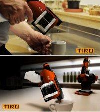 Креативные кофеварки: кофеварка-пистолет