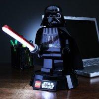 Настольная лампа Lego Дарт Вейдер