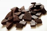 Темный шоколад вместо молочного