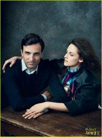 Кристен Стюарт в Vogue's 120