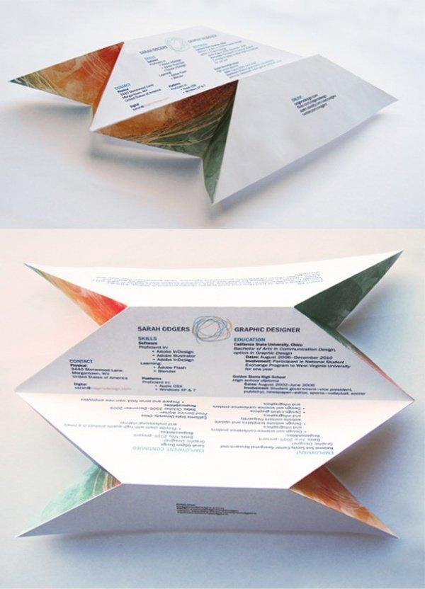graphic design career paper