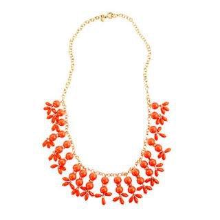 Ожерелье с капельками