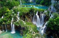 Плитвицкий водопад
