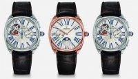Новые модели часов ZENITH