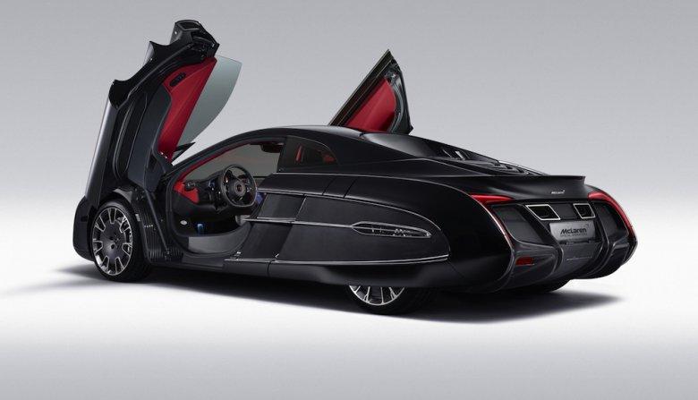 Концептуальный суперкар McLaren X-1 Concept