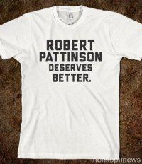 Неверность Кристен Стюарт увековечена на футболках