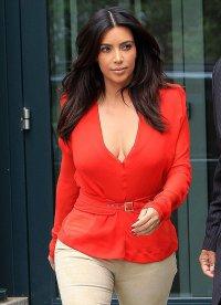 Ким Кардашян приобрела унитаз за 100 тысяч долларов