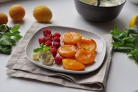Жареные абрикосы
