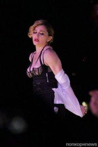 Мадонна отменила свой концерт в Австралии