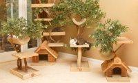 Симпатичные домики для кошек