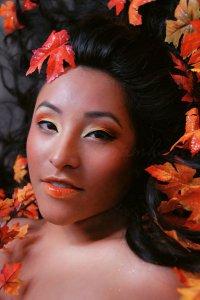 Макияж «Осенняя мечта»