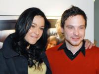 Алексей Чадов и Агния Дитковските тайно сочетались браком