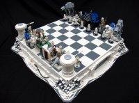 Шахматы от Lego для фанатов «Звездных войн»