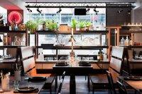 Мельбурн: ресторан Claremont Tonic