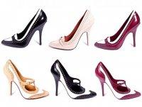 Коллекция осенних туфель Tory Burch