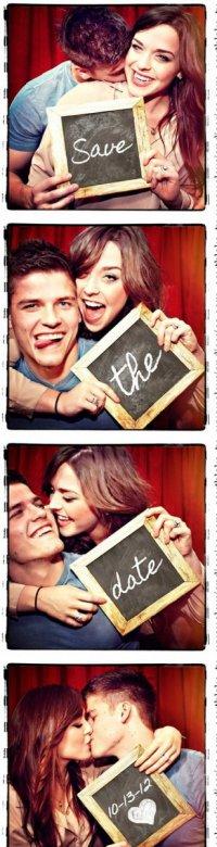 Фото-идея для свадьбы