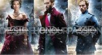 Новые постеры к фильму «Анна Каренина»