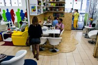 Необычные кафе:  smart cafe Bibliotech, Киев