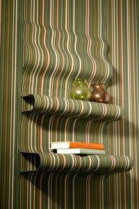 Креативные полки для интерьера комнаты