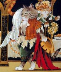 Шекспировские коты