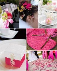 Тематическая свадьба в азиатском стиле