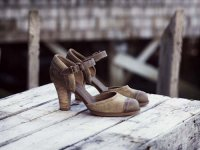 Непромокаемые туфли от Timberland
