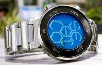 Часы Tokyoflash Kisai Zone: время в шестиугольницах