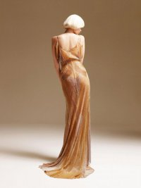 Золотое платье от Versace